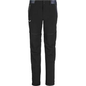 SALEWA Pedroc Durastretch Pantalones 2/1 Hombre, black out